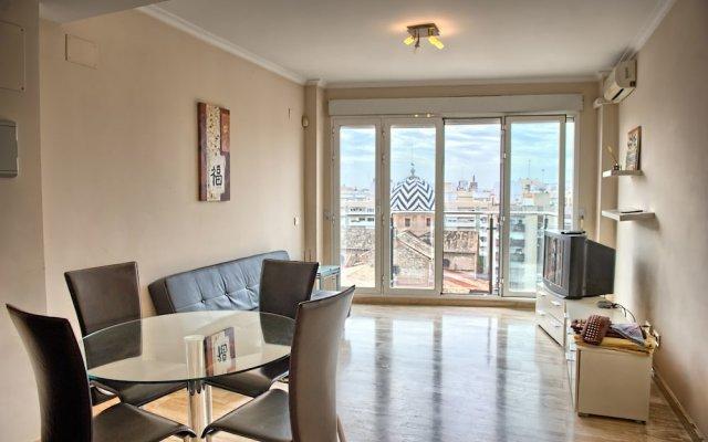 Отель Valencia Central Apartments Испания, Валенсия - отзывы, цены и фото номеров - забронировать отель Valencia Central Apartments онлайн комната для гостей