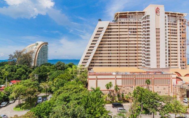 Отель View Talay Residence 6 by PSR Паттайя вид на фасад