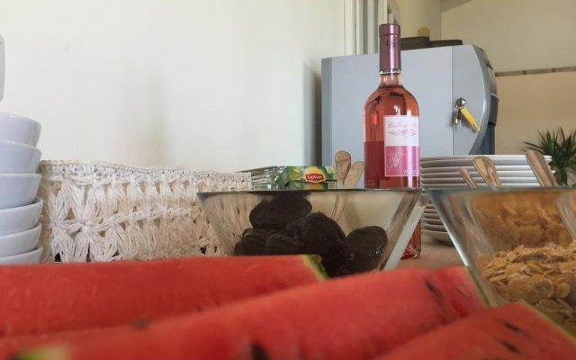 Отель Agriturismo Colle Dei Pivi Понти-суль-Минчо комната для гостей