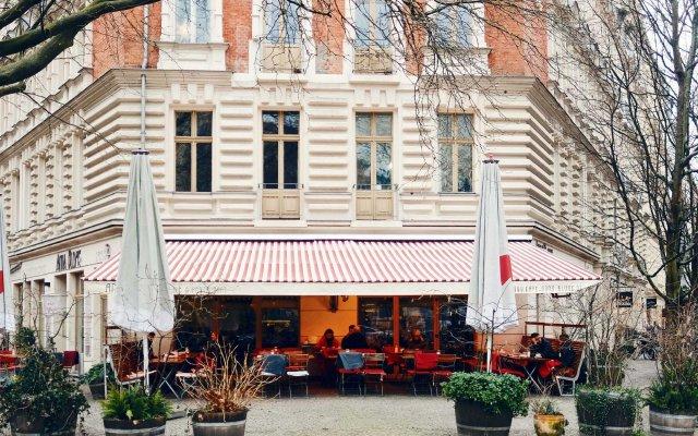 Pfefferbett Hostel Berlin