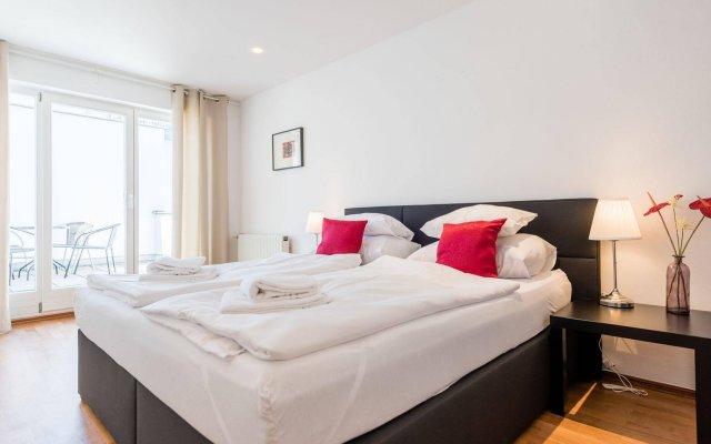 Отель Duschel Apartments Vienna Австрия, Вена - отзывы, цены и фото номеров - забронировать отель Duschel Apartments Vienna онлайн вид на фасад