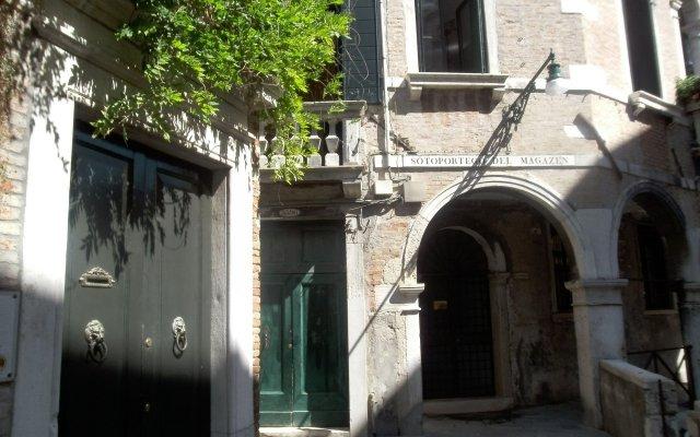 Отель Venice Star Венеция вид на фасад