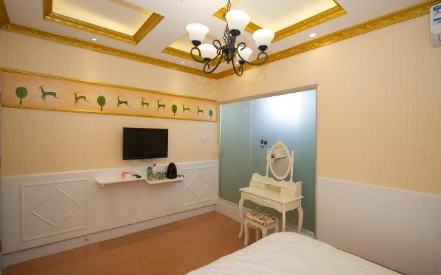 Отель Xiamen Sunshine Holiday Inn Китай, Сямынь - отзывы, цены и фото номеров - забронировать отель Xiamen Sunshine Holiday Inn онлайн комната для гостей