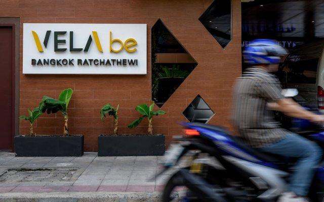 Отель Vela Bangkok Бангкок вид на фасад