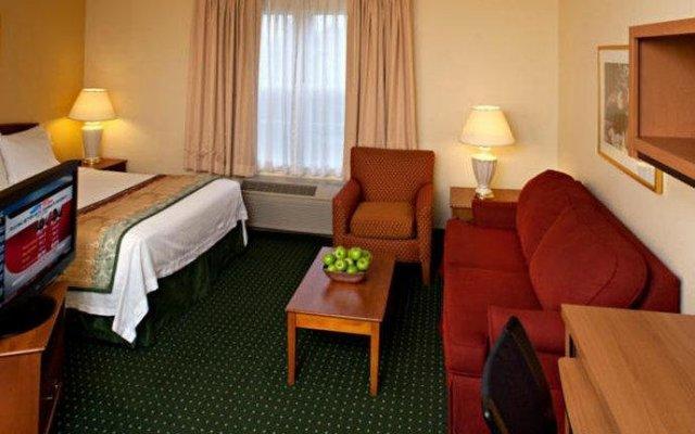 Отель Towneplace Suites Baltimore Fort Meade Аннаполис-Джанкшн комната для гостей