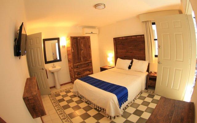 La Fe Hotel and Arts комната для гостей