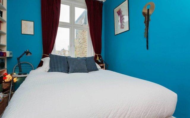 Отель Veeve - Perfect Portobello Великобритания, Лондон - отзывы, цены и фото номеров - забронировать отель Veeve - Perfect Portobello онлайн комната для гостей