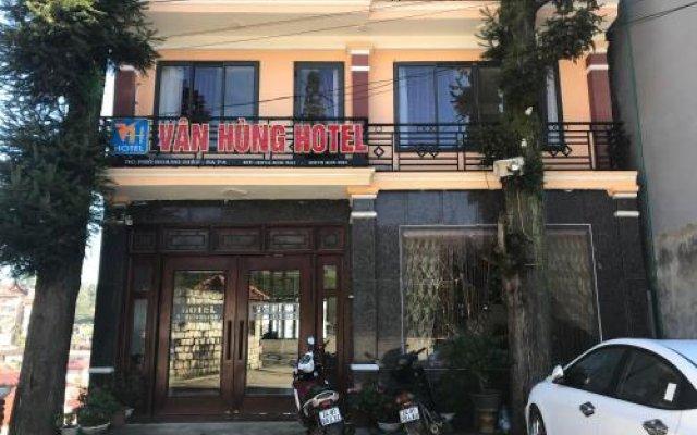 Sapa Van Hung Hotel вид на фасад
