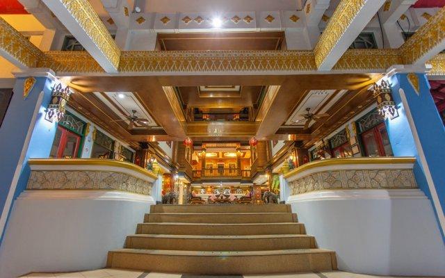 Отель Aonang Ayodhaya Beach Таиланд, Ао Нанг - отзывы, цены и фото номеров - забронировать отель Aonang Ayodhaya Beach онлайн вид на фасад