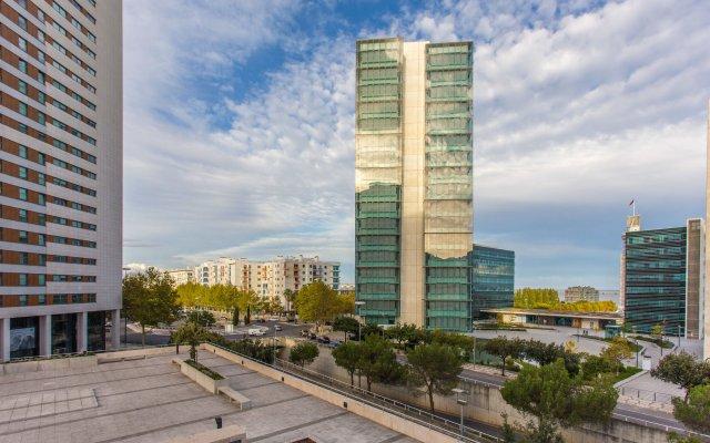 Отель Your Lisbon Home Parque das Nações вид на фасад