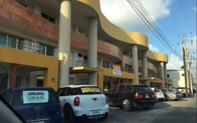 Отель Crisantemos Suite Мексика, Канкун - отзывы, цены и фото номеров - забронировать отель Crisantemos Suite онлайн парковка