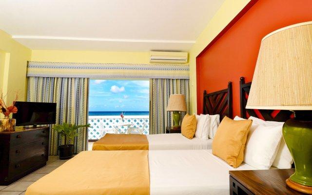 Отель Kaz Kreol Beach Lodge & Wellness Retreat комната для гостей
