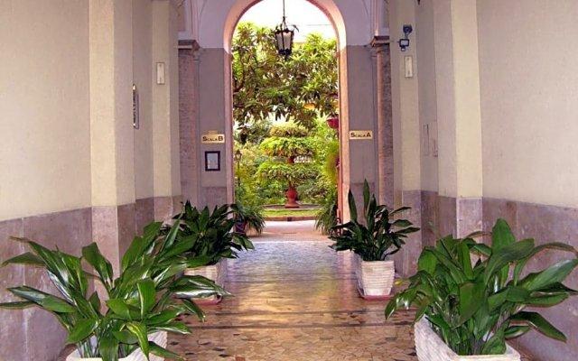 Отель B&B Biancagiulia вид на фасад