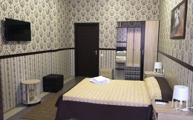 Leon Hotel комната для гостей