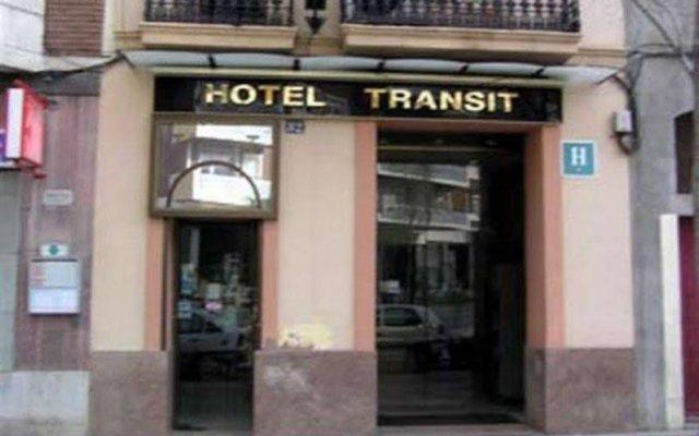 Отель Transit Испания, Барселона - 1 отзыв об отеле, цены и фото номеров - забронировать отель Transit онлайн вид на фасад