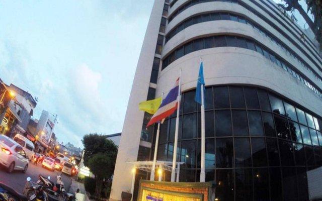 Phuket Town Inn Hotel Phuket вид на фасад