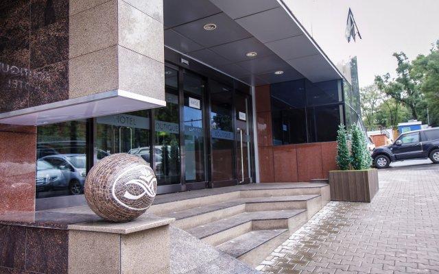 Бутик-отель Хабаровск Сити вид на фасад