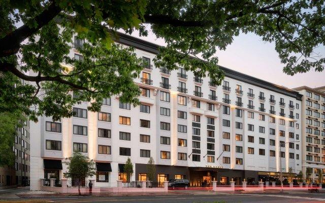The Darcy Hotel вид на фасад