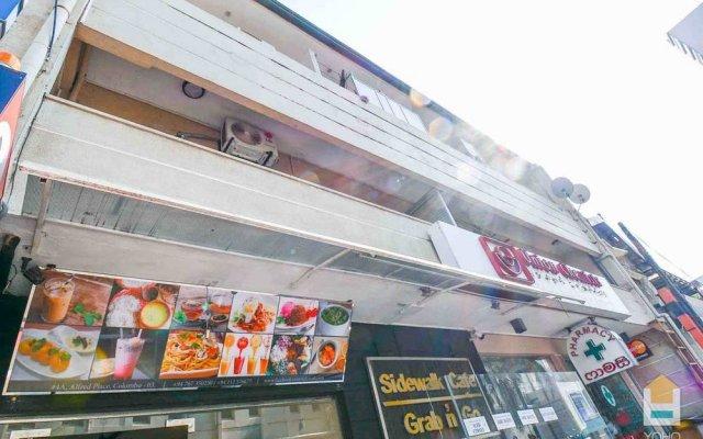 Отель Alfred Court Accommodation Шри-Ланка, Коломбо - отзывы, цены и фото номеров - забронировать отель Alfred Court Accommodation онлайн вид на фасад