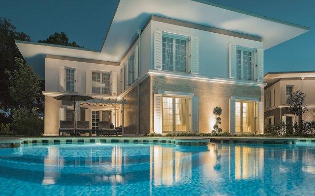 Отель Cornelia Diamond Golf Resort & SPA - All Inclusive вид на фасад