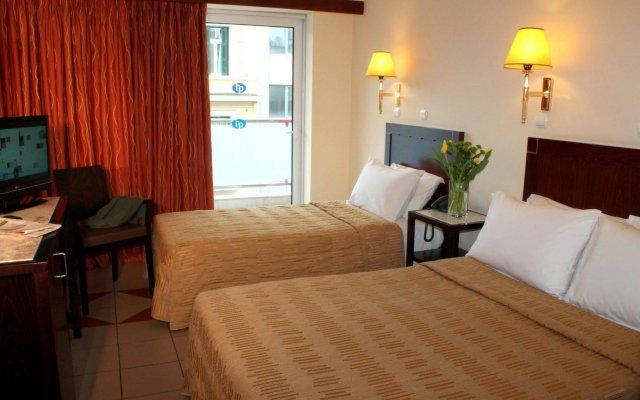 Отель Pythagorion Hotel Греция, Афины - 1 отзыв об отеле, цены и фото номеров - забронировать отель Pythagorion Hotel онлайн комната для гостей