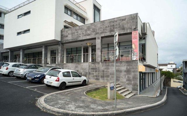 Отель epicenter URBAN Понта-Делгада вид на фасад