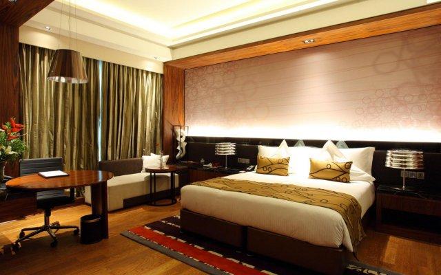 Отель Crowne Plaza New Delhi Rohini Индия, Нью-Дели - отзывы, цены и фото номеров - забронировать отель Crowne Plaza New Delhi Rohini онлайн комната для гостей