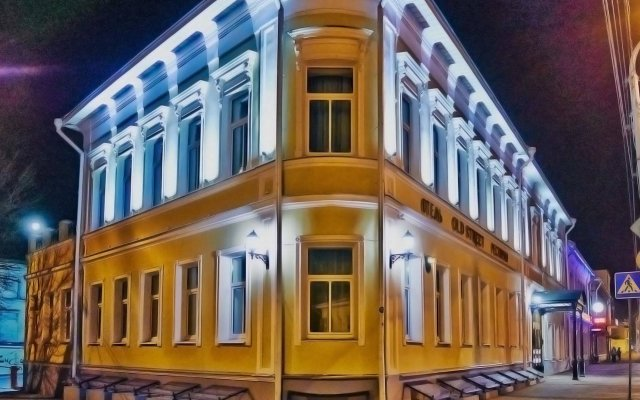 Old Street Отель вид на фасад