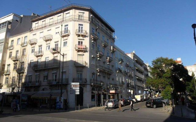 Istanbul Hostel вид на фасад