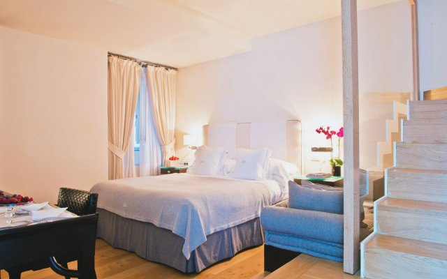 Отель J.K. Place Firenze комната для гостей