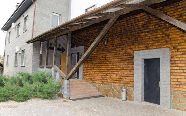 Гостиница Na Bukovinskoy Guest House Харьков вид на фасад