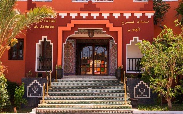 Отель Hôtel Farah Al Janoub Марокко, Уарзазат - отзывы, цены и фото номеров - забронировать отель Hôtel Farah Al Janoub онлайн вид на фасад