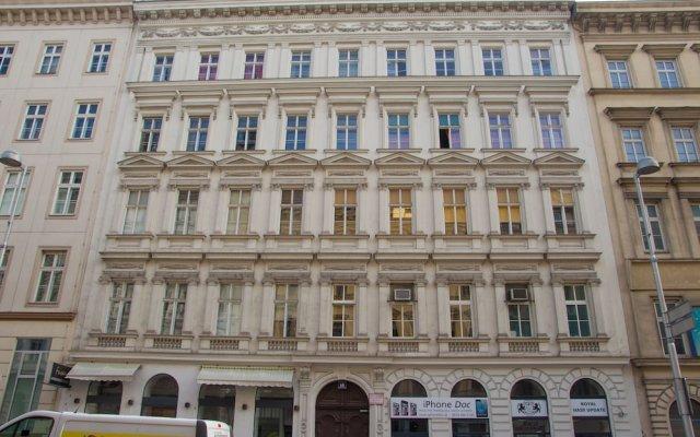 Отель Vienna Hotspot - Museum вид на фасад