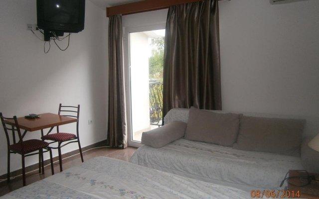 Отель Mijovic Apartments Черногория, Будва - 1 отзыв об отеле, цены и фото номеров - забронировать отель Mijovic Apartments онлайн комната для гостей
