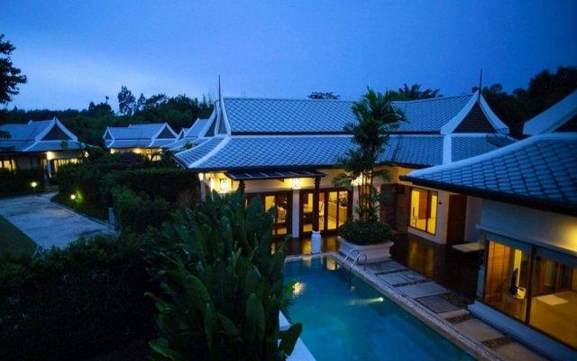 Отель Pimann Buri Pool Villas Ao Nang Krabi вид на фасад