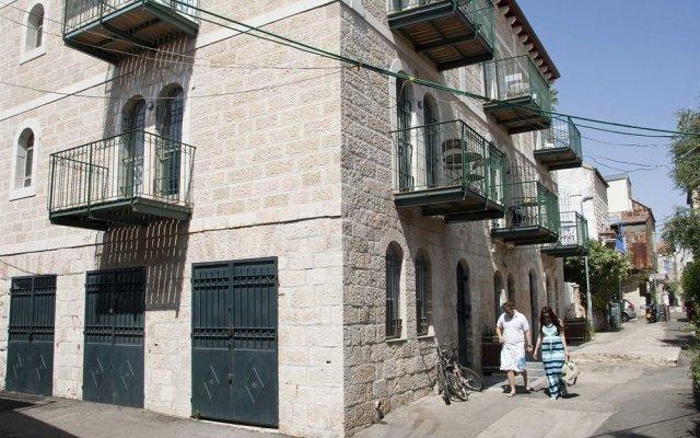 The Market Courtyard - Jerusalem Suites Израиль, Иерусалим - отзывы, цены и фото номеров - забронировать отель The Market Courtyard - Jerusalem Suites онлайн вид на фасад