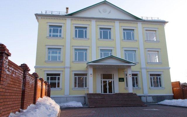 Гостиница Гостевая усадьба Никольская вид на фасад