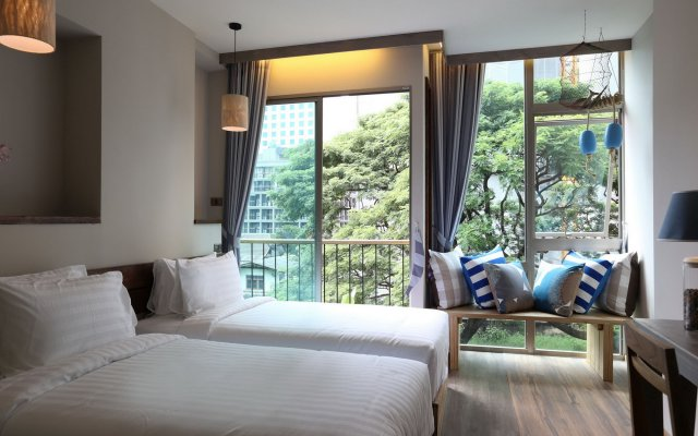 Tints of Blue Hotel комната для гостей