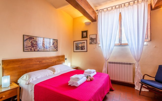 Отель San Lorenzo Terrace комната для гостей