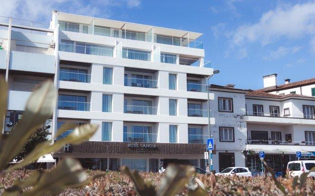 Отель Gaivota Понта-Делгада вид на фасад