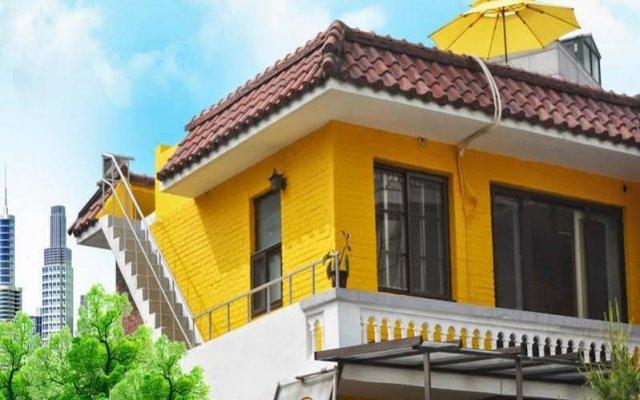 Отель Mango Guesthouse вид на фасад