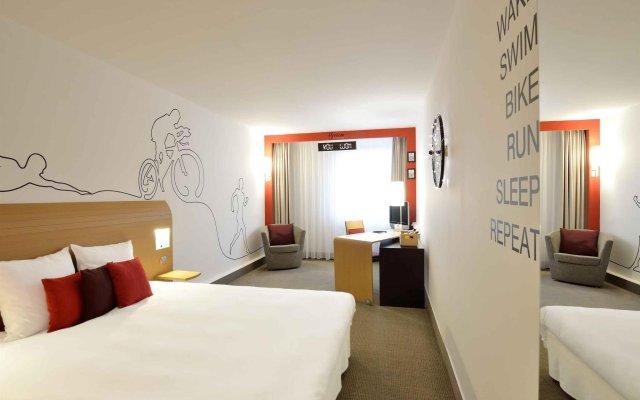 Отель Novotel Budapest City Будапешт комната для гостей