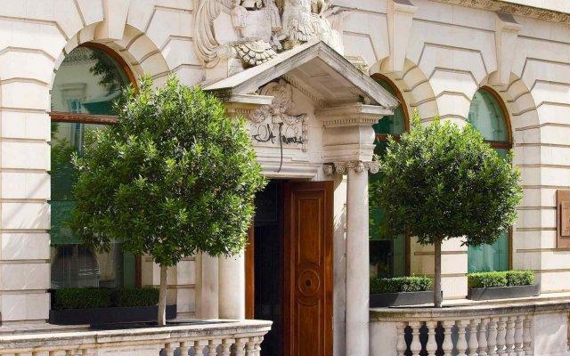 Отель Sofitel London St James Великобритания, Лондон - 1 отзыв об отеле, цены и фото номеров - забронировать отель Sofitel London St James онлайн вид на фасад