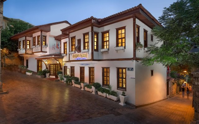 Dogan Hotel by Prana Hotels & Resorts Турция, Анталья - 4 отзыва об отеле, цены и фото номеров - забронировать отель Dogan Hotel by Prana Hotels & Resorts онлайн вид на фасад
