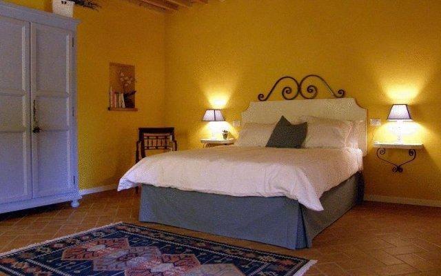 Отель Relais Il Vallone Синалунга комната для гостей