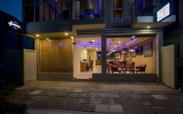 Отель The Avenue and Spa Мальдивы, Мале - отзывы, цены и фото номеров - забронировать отель The Avenue and Spa онлайн вид на фасад