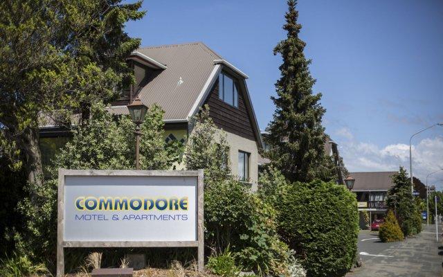 Commodore Motels
