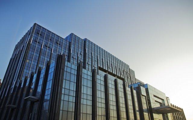 Отель Hotels & Preference Hualing Tbilisi вид на фасад