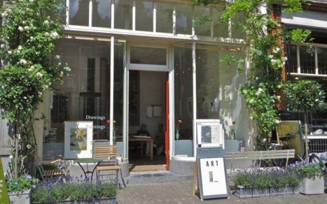 Отель Casa Luna Нидерланды, Амстердам - отзывы, цены и фото номеров - забронировать отель Casa Luna онлайн вид на фасад