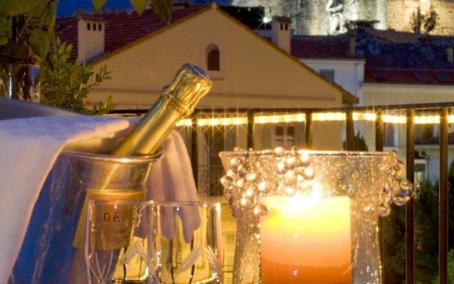 Отель Hôtel de lOlivier Франция, Канны - отзывы, цены и фото номеров - забронировать отель Hôtel de lOlivier онлайн вид на фасад